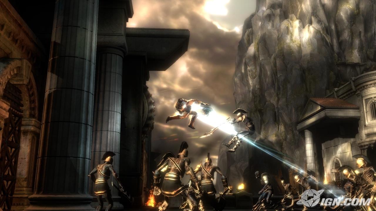 Gamed.nl - God of War III: Mythologie
