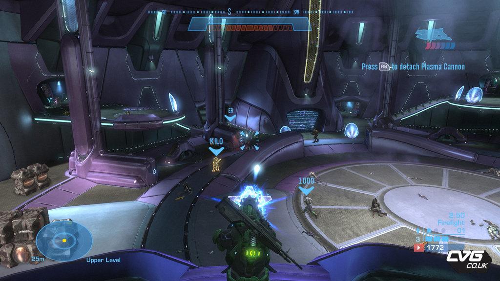 Hoe lang ben je verbannen van matchmaking op Halo REACH