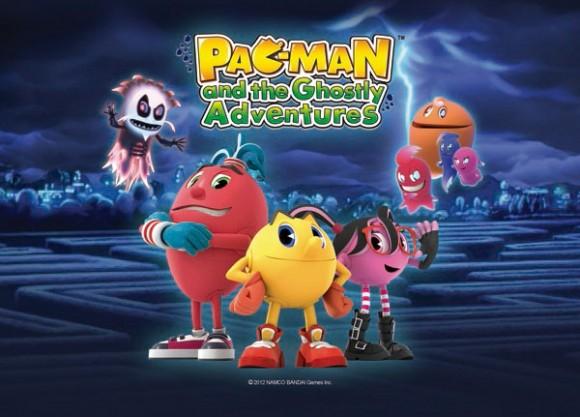 Gamed Nl Pac Man Animatieserie Krijgt Game