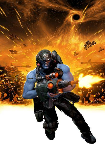 Игра Rogue Trooper: обзор, описание и прохождение, коды, моды, патчи, трейн