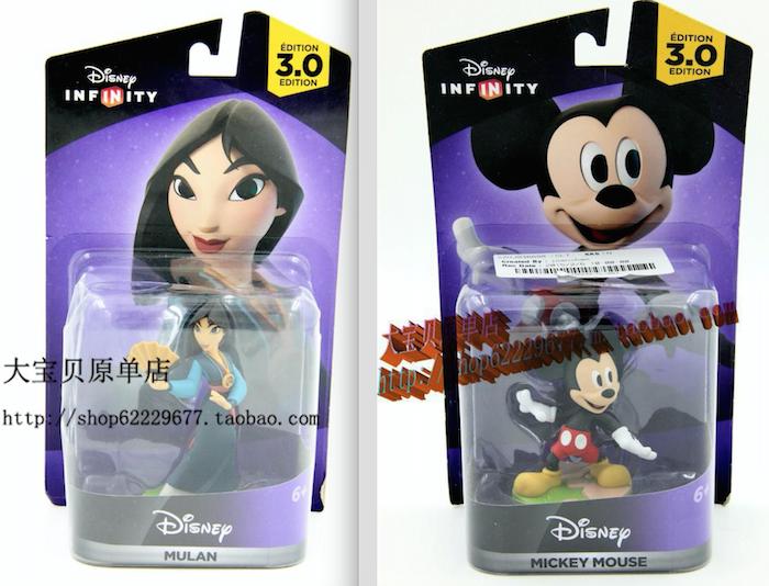 New Disney Infinity Characters 3.0 Disney Infinity 3.0's Line-up