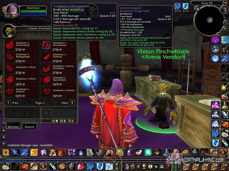 World of Warcraft Burning Crusade (оригинальная версия) + патч 2.4.3 с…