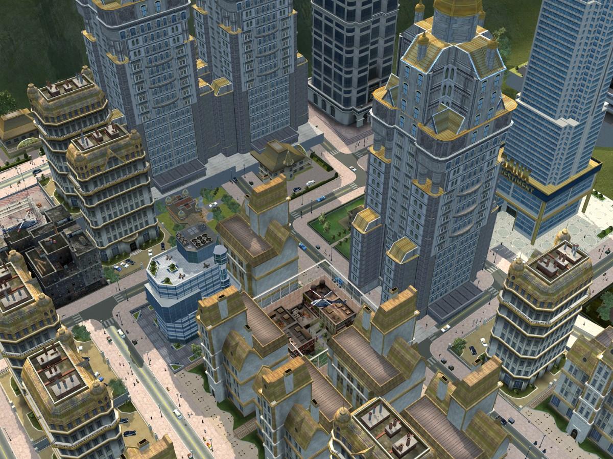 City Life World Patch