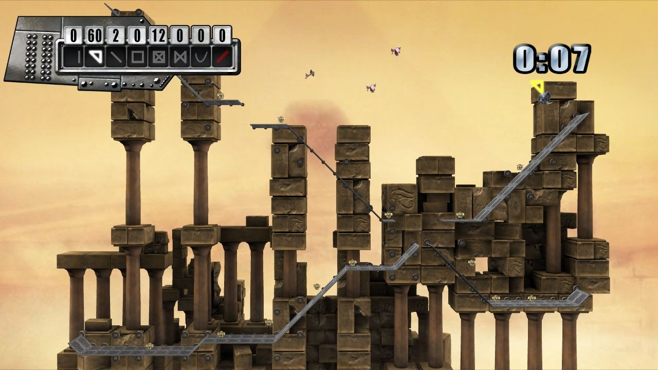 Bridge Building Game Niv